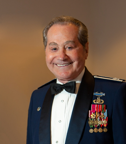 Colonel Arnald D. Gabriel, Conductor Photograph
